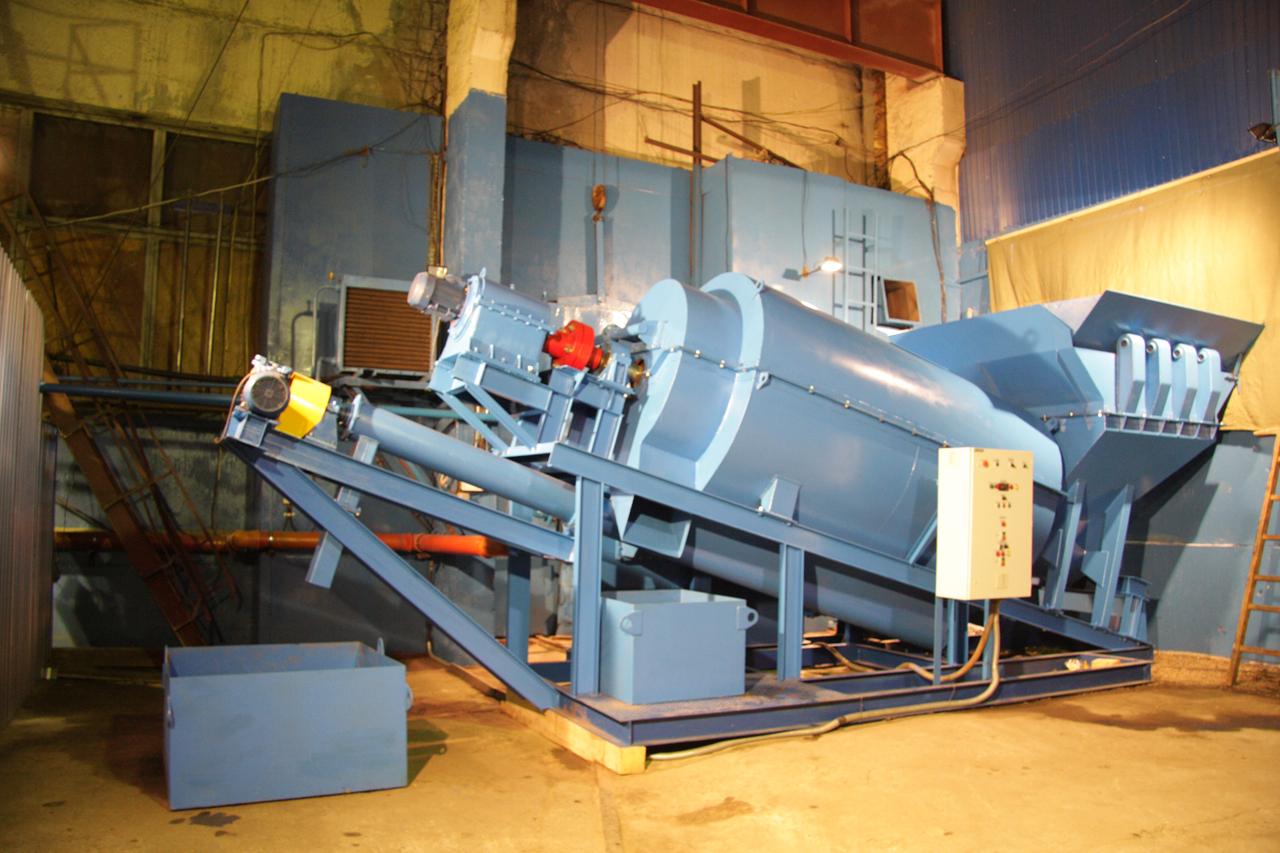 Снегоплавильная установка УС-7
