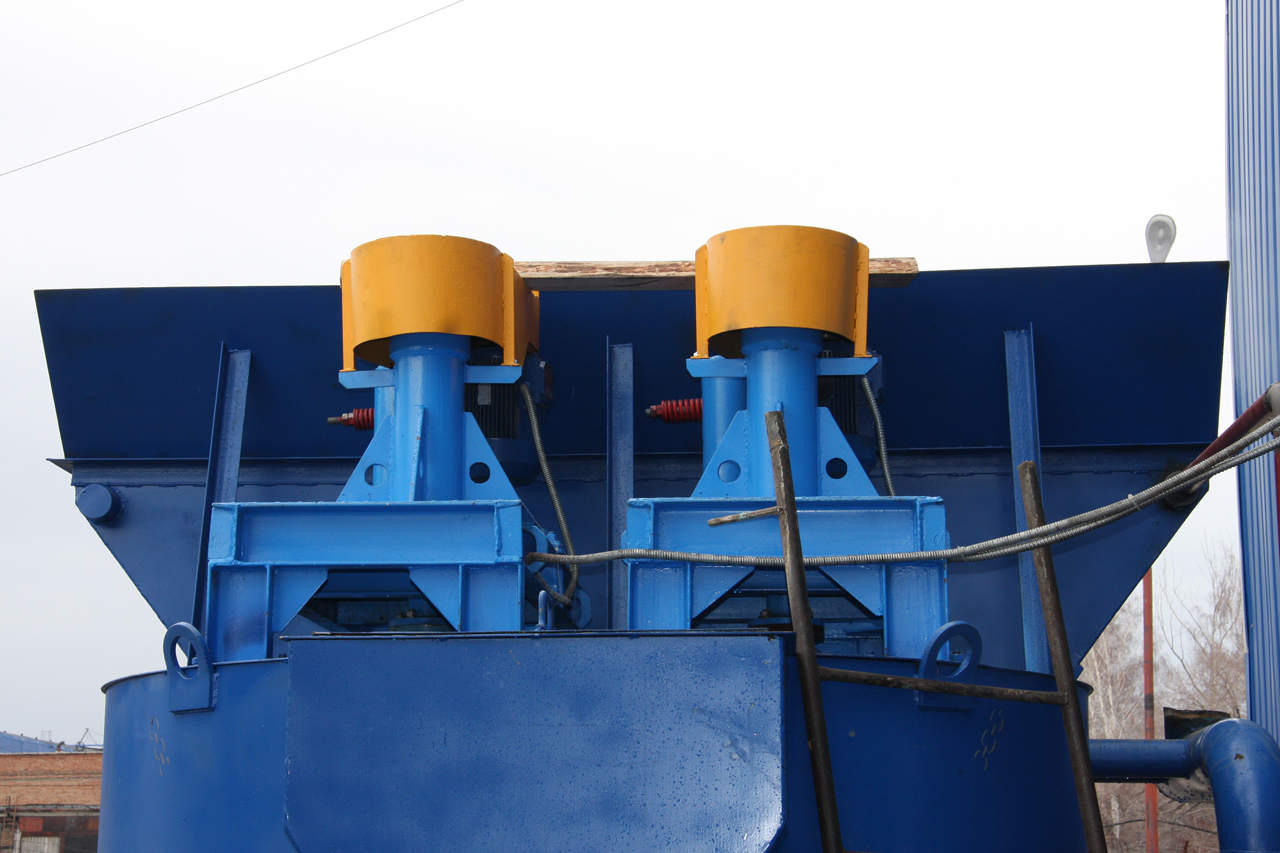 Механизм привода ССП-1