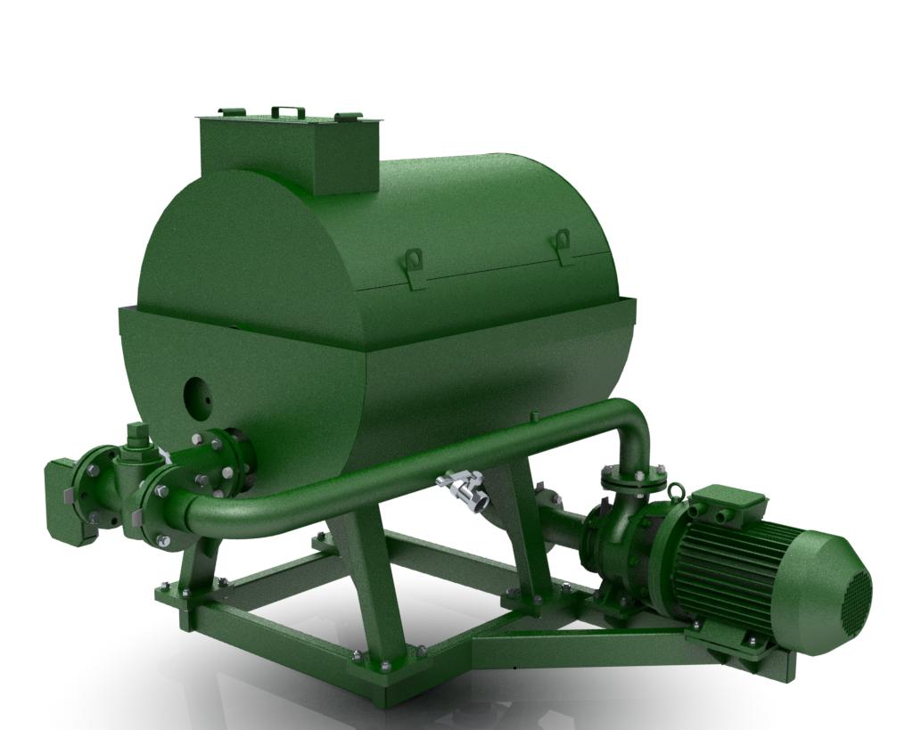 Аппарат приготовления  жидких кормов АПК-0,7