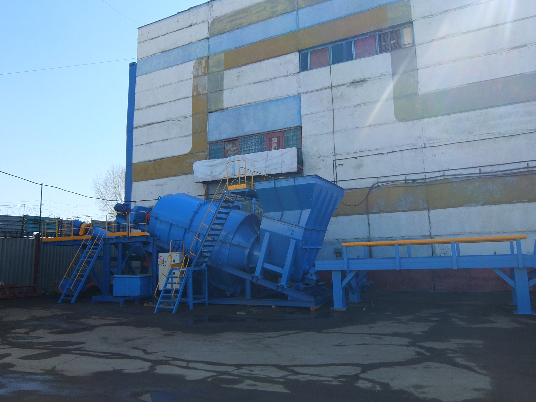 Станция снегоплавления ССП-2М