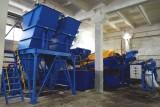 Опытно промышленная установка утилизации снежных масс