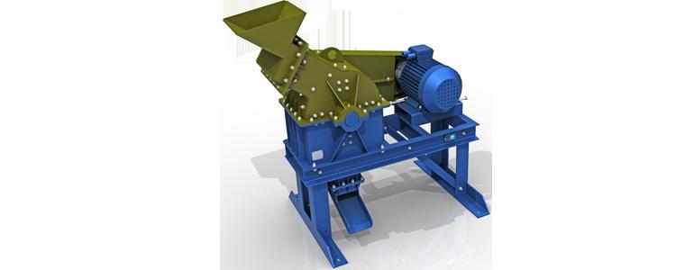 ДМ-1 Дробилка молотковая