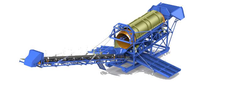 Передвижной промывочный прибор ПРП-150